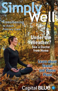 Simply Well cover