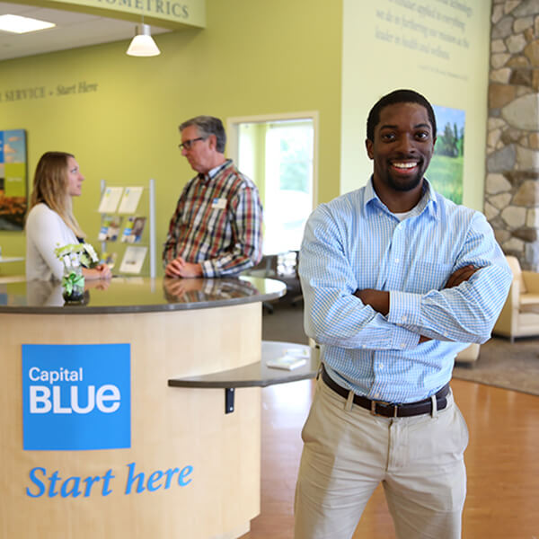 Capital Blue Store Cafe