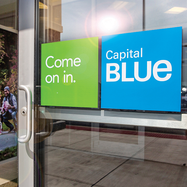 Capital Blue Store